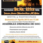 Assemblea Ordinaria 2013 e Tesseramento