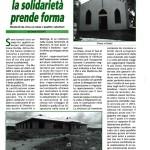 """L'esperienza in Tanzania raccontata sul giornale """"Anagni-Alatri Uno"""""""