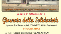 Sesta Giornata della Solidarietà
